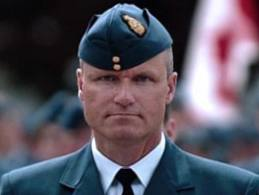 Royal Canadian Air Force Colonel and Serial Killer Russell Williams.