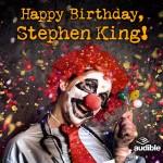 Stephen King HBD