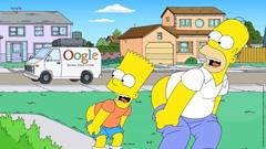 Homer Mooning
