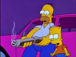 Homer Shotgun