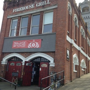 Old Firehouse - Best Sushi Ever
