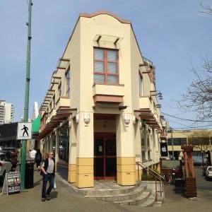 The Gusola Block - Nanaimos Flatiron Building