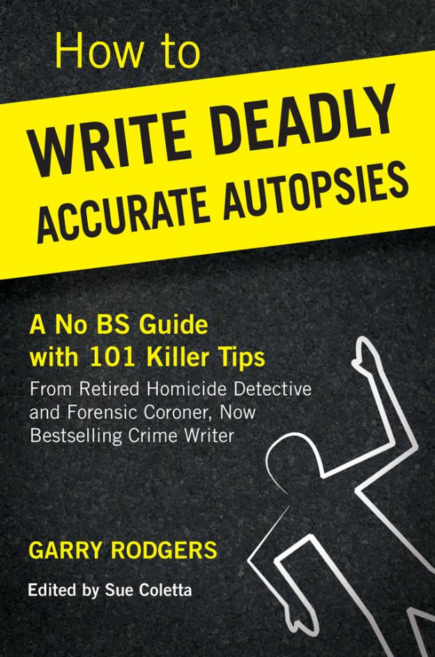 crime writing tips