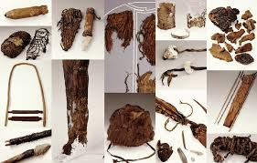 Was Otzi S Shoes Made Of String
