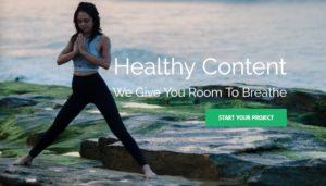 HealthyContentAgency.com