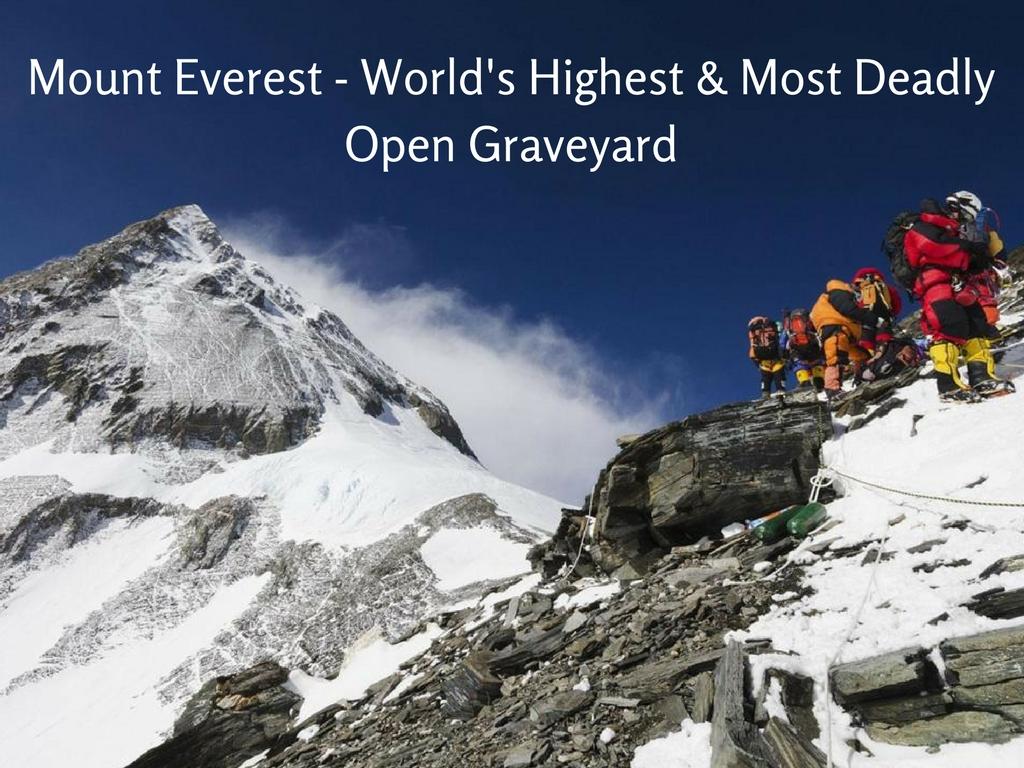 World's 10 Most Dangerous Mountains