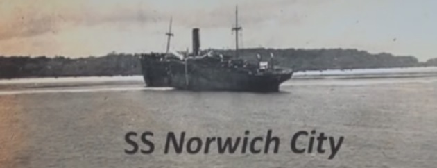 Norwich City Wreck
