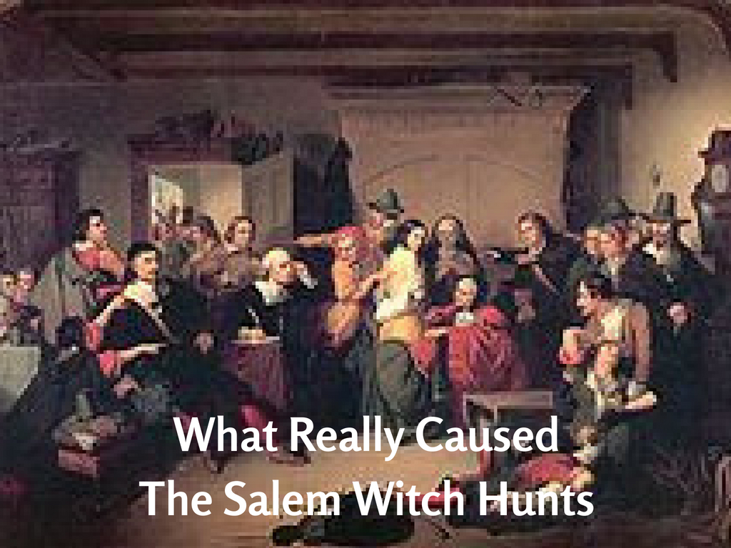 what caused the salem witch trials - what caused the salem witch trials this question has been asked for hundreds of years, yet the world still isn't sure of the answer the only statement that can be .